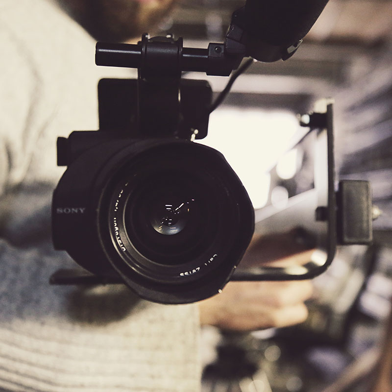 camera at Starry Night Barn and Studios