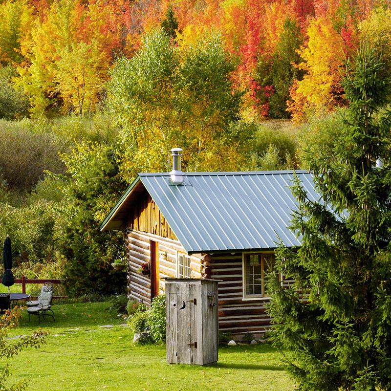 Century Farm Cabin