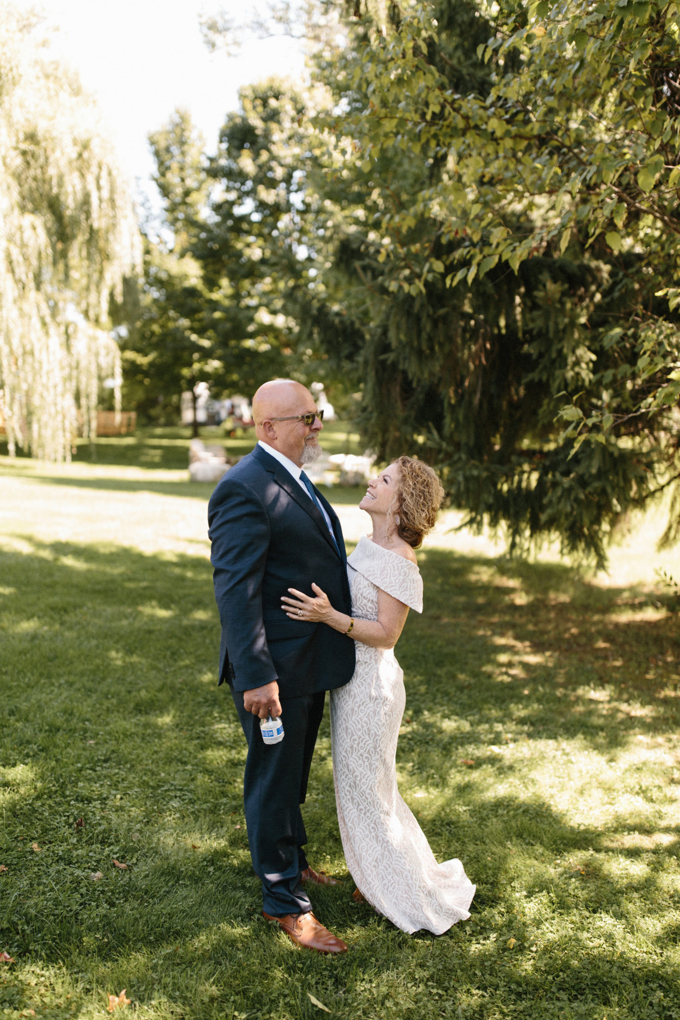 Guests at Starry Night Barn and Studios Wedding