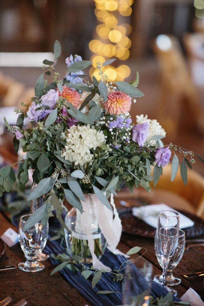 Starry Night Barn and Studios Wedding Flowers