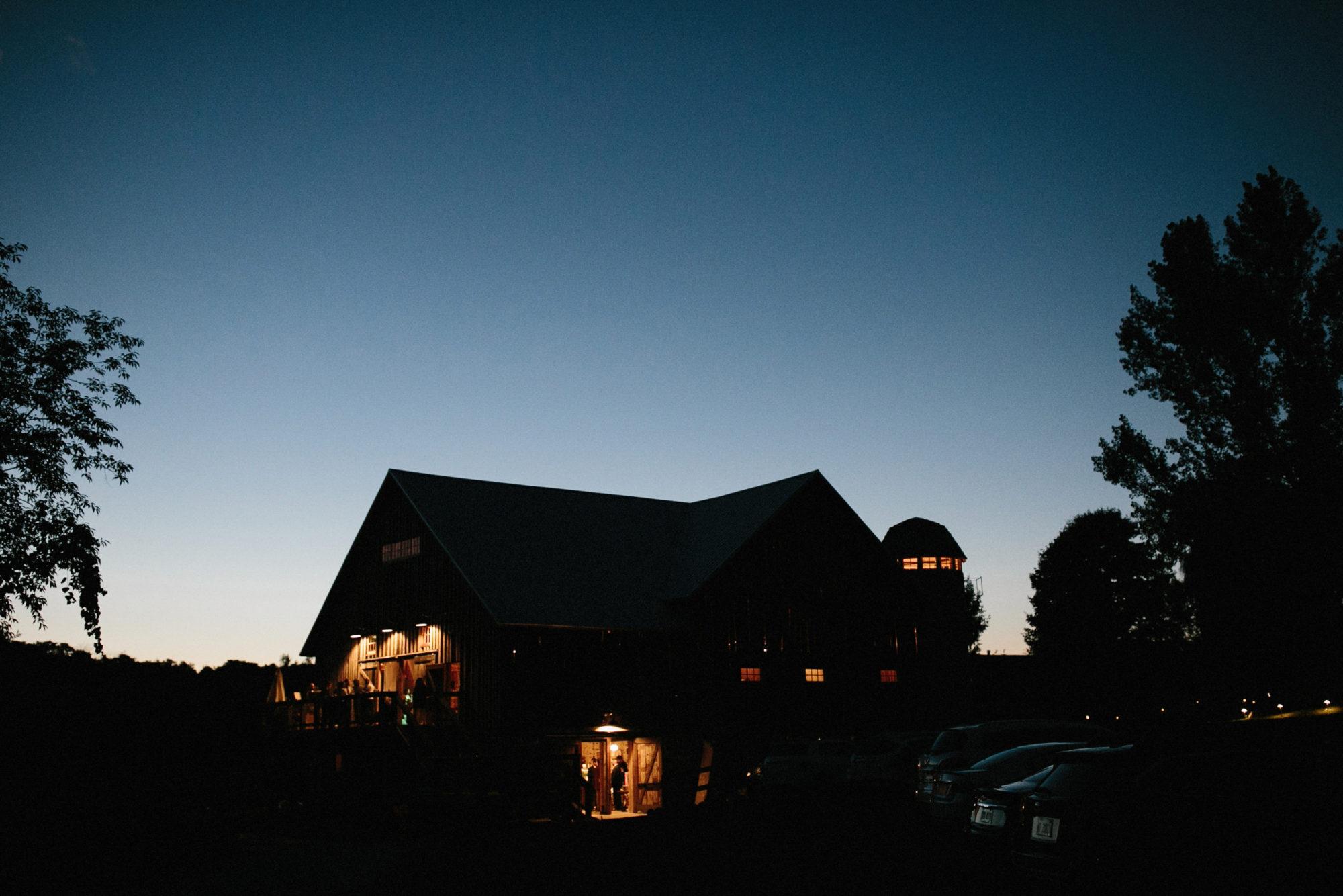 Starry Night Barn and Studios Wedding Venue