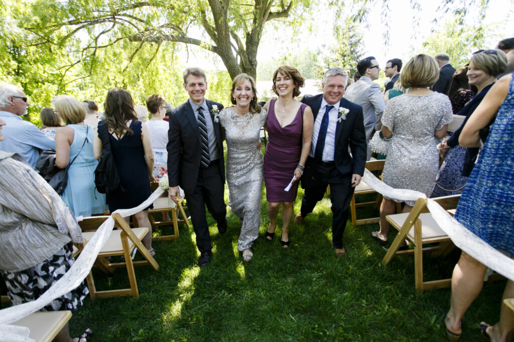 Starry Night Barn and Studios Wedding Ceremony
