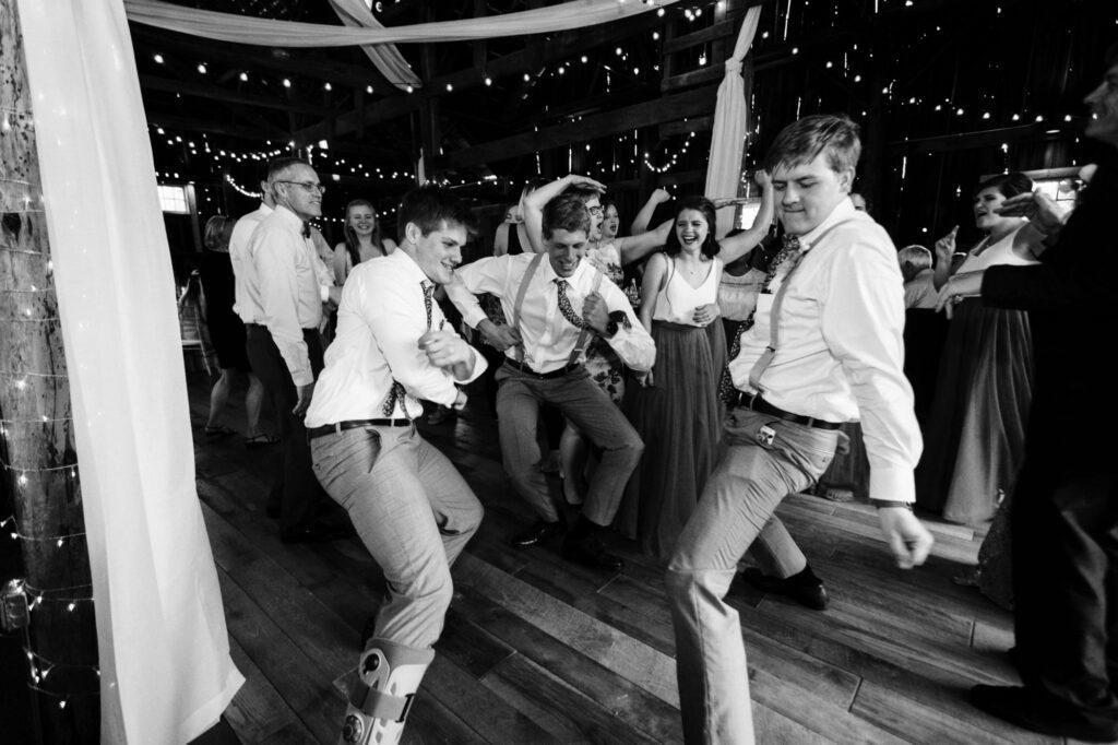 Starry Night Barn and Studios Wedding Reception