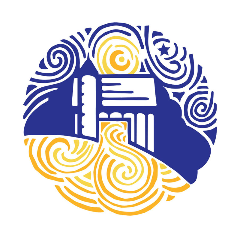 Starry Night Barn and Studios Logo