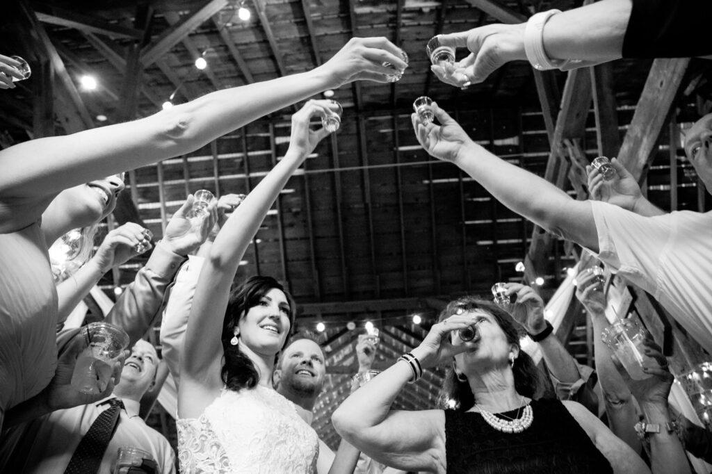 Starry Night Barn and Studios Wedding