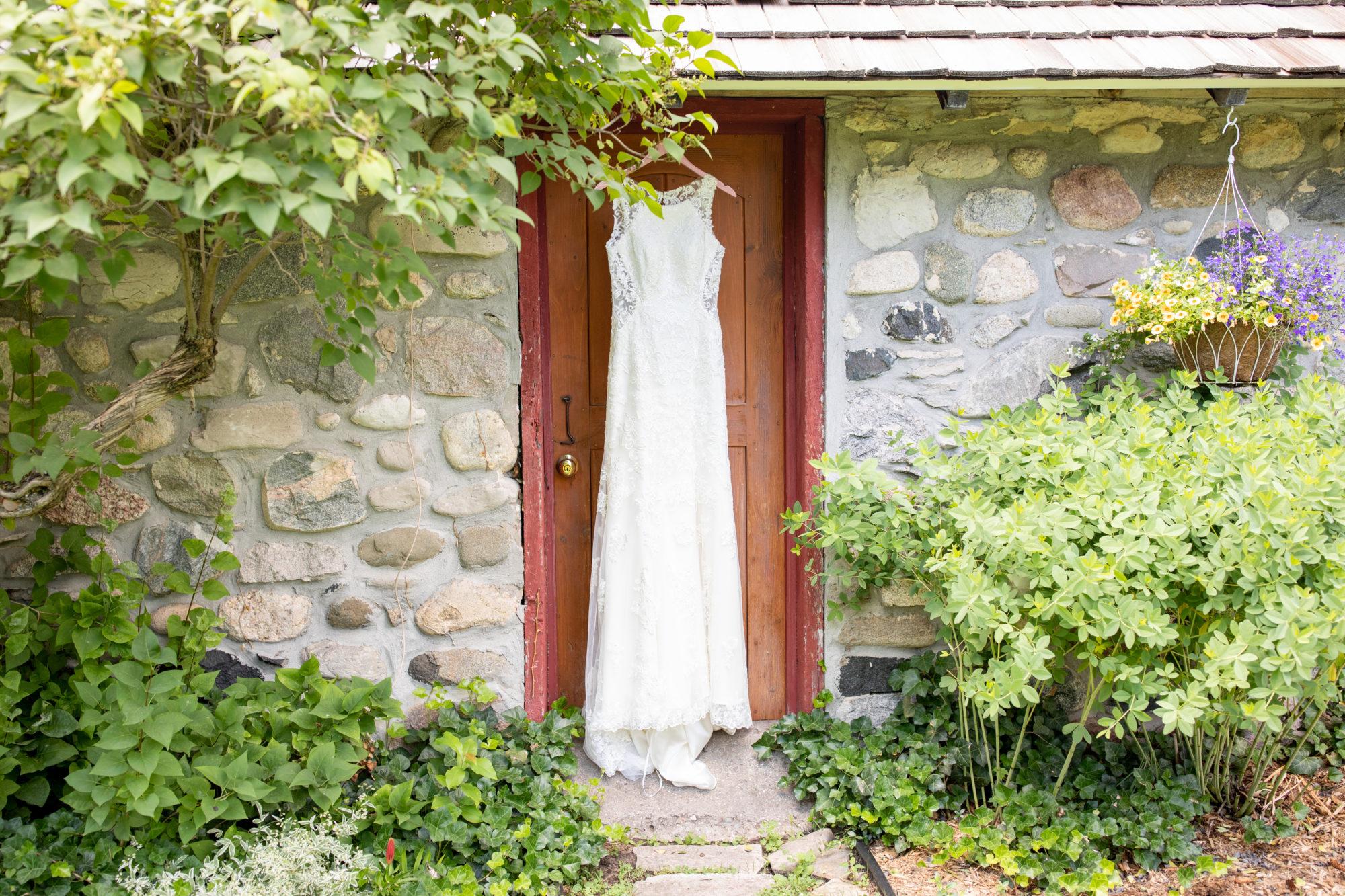 Starry Night Barn and Studios Wedding Dress