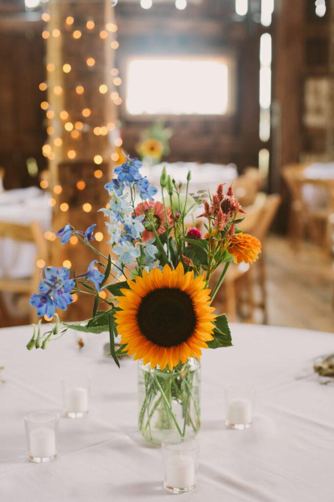 Starry Night Barn and Studios Flowers
